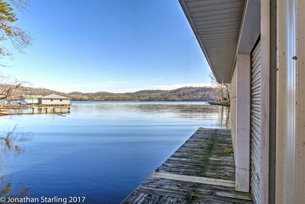 View of Lake Guntersville, Alabama Rental Cabin Photography GA, TN, AL
