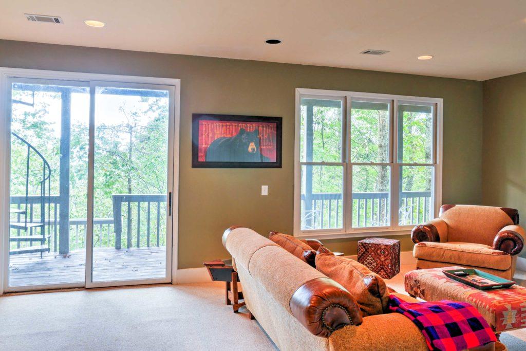 big canoe, ga, interior living room photo, real estate photo