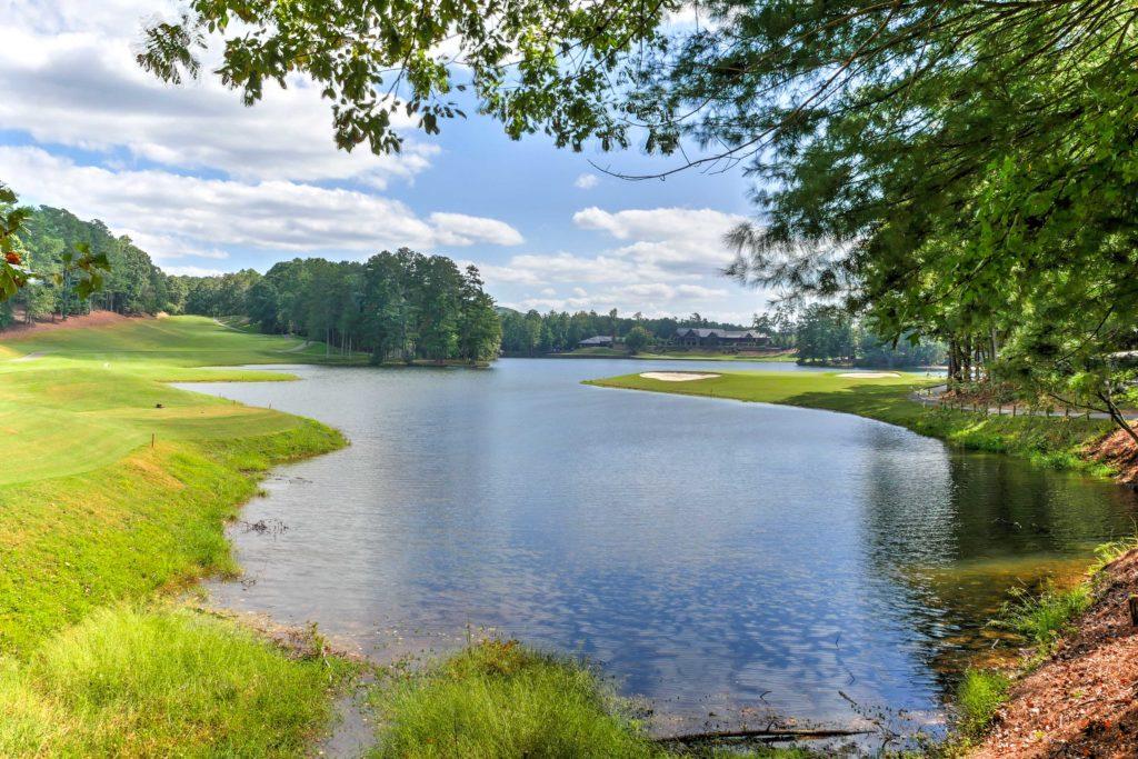 Golf course Big Canoe POA