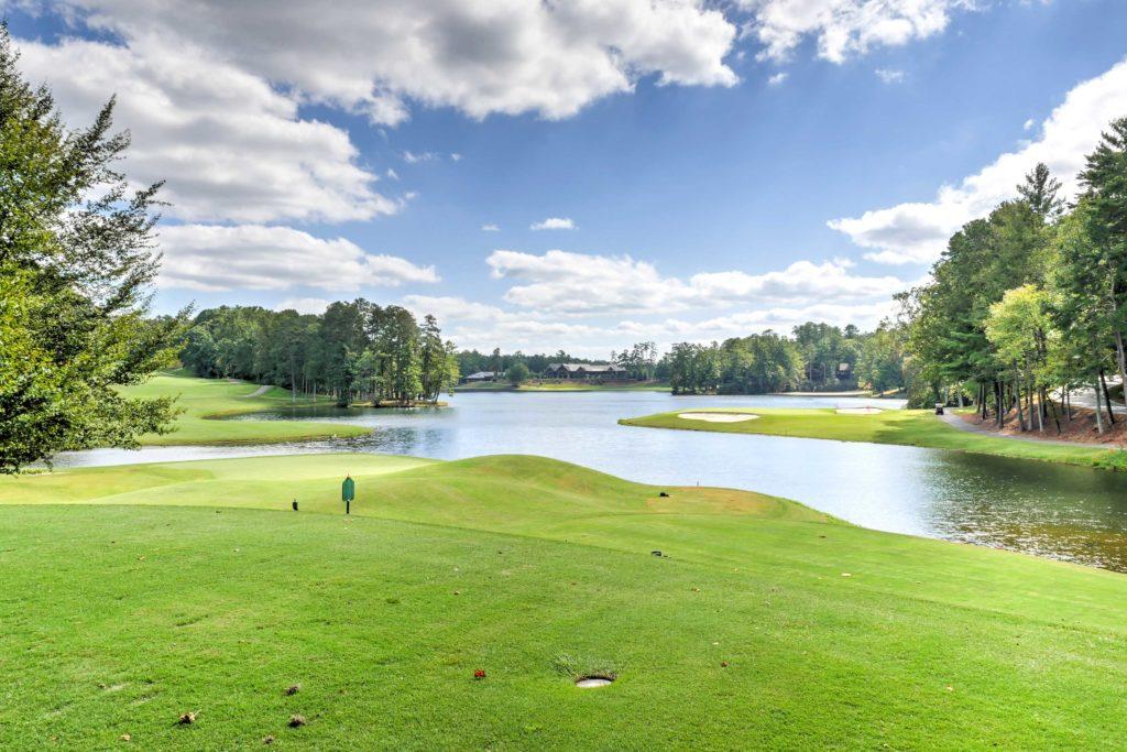 Big Canoe, GA golf course