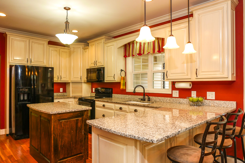 Real Estate Photography of home interior, Dalton, GA, Chattanooga, TN