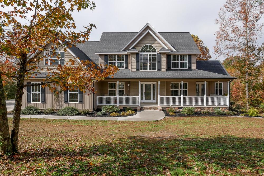 Home Exterior photo real estate photo, Dalton, GA, Chattanooga, TN, Rocky Face, GA