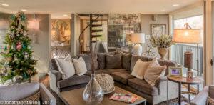 Living Room Real Estate interior Photo Dalton, GA Chattanooga, TN