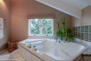 Interior real estate photography bathroom of home Dalton, GA Chattanooga TN